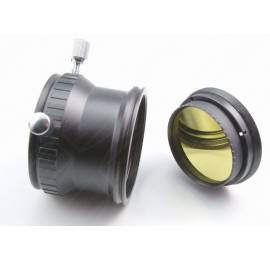 Porte oculaire SC Deluxe 50,8 mm avec porte filtre