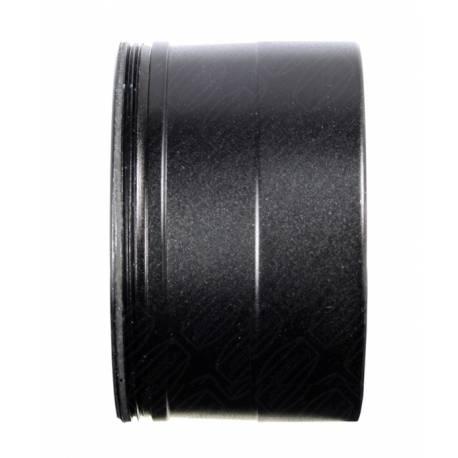 Coulant 50,8 mm chromé avec filetage pour filtre standard 48 mm
