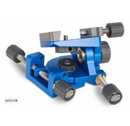 Platine micrométrique Stronghold bleu