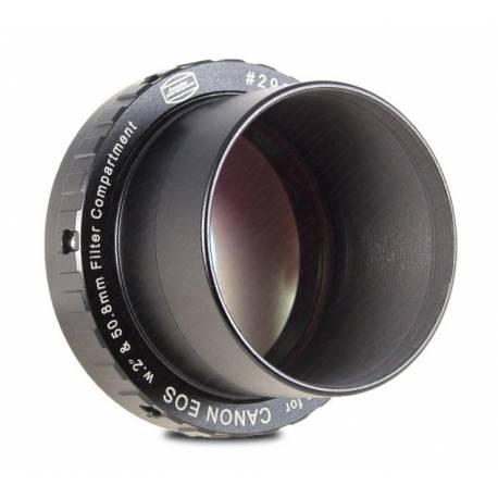 Bague T2 Canon EOS tolérance zéro