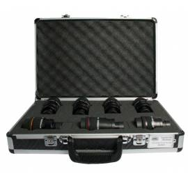 Valise avec 7 oculaires Hyperion
