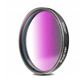 Filtre polarisant filetage standard 48 mm
