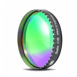 Filtre stellaire O III HBW 8 nm standard 31.75 mm