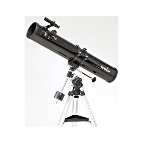 Télescope114/900 Sky-Watcher sur EQ1 motorisée
