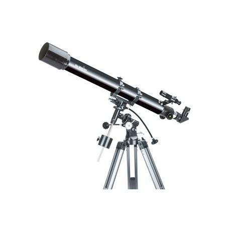 Lunette Sky-Watcher 70/900 sur EQ1