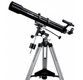 Lunette Skywatcher 90/900 sur EQ2