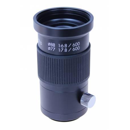 ADAPT photo TSN PA6 focale 600 mm