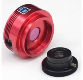 Caméra monochrome ZWO ASI120MM-S avec USB 3.0
