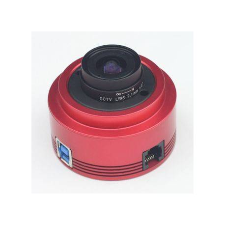 Caméra CCD couleurs ZWO ASI224MC