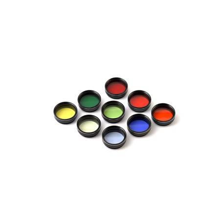 Filtres colorés Kepler