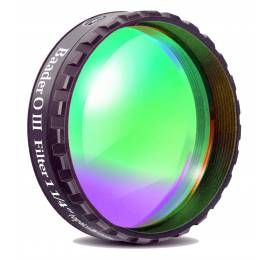 Filtre stellaire O III HBW 8 nm standard 50.8 mm