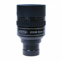 Oculaire zoom 9 mm ~ 27 mm Perl