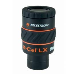 Oculaire Celestron X-CEL LX 25 mm