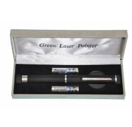 Pointeur laser vert 100mW pour l'astronomie.