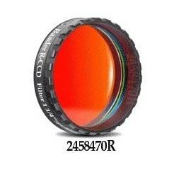 Filtre rouge CCD, standard 31.75 mm