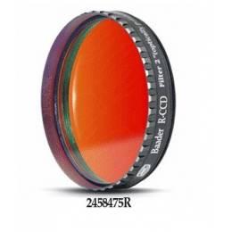 Filtre rouge CCD, standard 50.8 mm