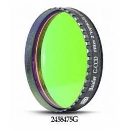 Filtre vert CCD, standard 50,8 mm