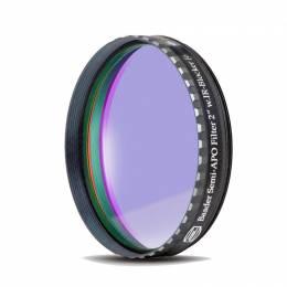 Filtre semi apo (minus violet) standard 50.8 mm