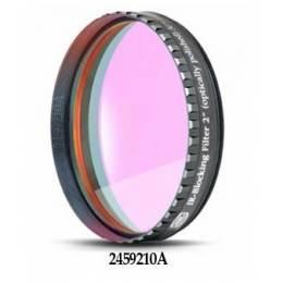 Filtre UV / IR Cut / L (420-680 nm) filetage standard 50.8 mm , barillet faible épaisseur