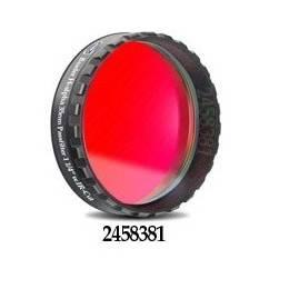Filtre H-alpha CCD 35nm, plan parallèle, filetage standard 31,75mm, avec barillet faible épaisseur (LPFC)
