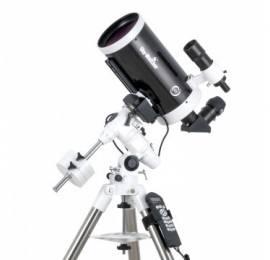 Télescope Sky-Watcher Mak150 Black Diamond sur NEQ5 Pro Go-To