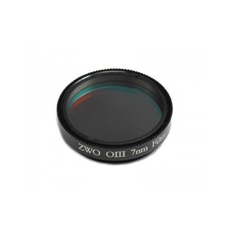 Filtre CCD OIII 7 nm ZWO