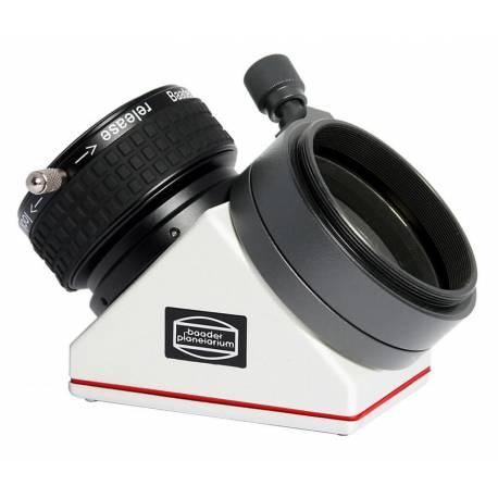 Renvoi coudé à miroir serrage ClickLock - 50,8 mm - filetage Zeiss M68