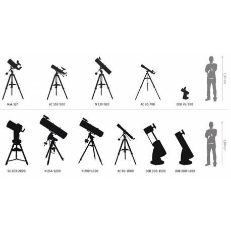 Télescope 250/1200Sky-Watcher