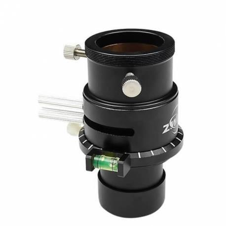Correcteur de Dispersion Atmosphérique (ADC) ZWO 31,75mm avec niveau à bulle