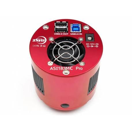 Caméra ZWO ASI 183 MC Pro couleur