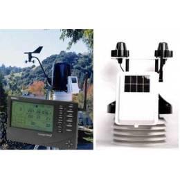 Vantage Pro 2 Plus 6162 FR - Station météo Pro DAVIS sans fil