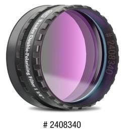 Jeu de filtres polarisants 31.75 mm
