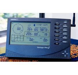 Vantage Pro 2 Plus 6162CFR filaire : Station météo DAVIS