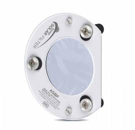 Filtre Baader AstroSolar ASBF 70 mm pour jumelles et appareils photo.