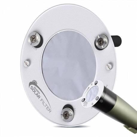 Filtre solaire ASSF AstroSolar 5.0 OD de 150 mm pour longue-vue