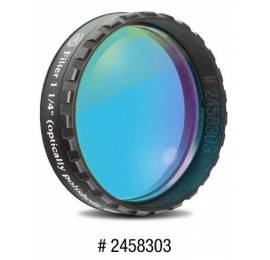 Filtre coloré planétaire bleu clair 31.75 mm