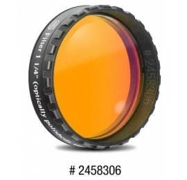 Filtre coloré planétaire orange 31.75 ou 50.8 mm