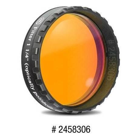 Filtre coloré planétaire orange 31.75 mm