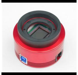Caméra ZWO ASI1600 Monochrome