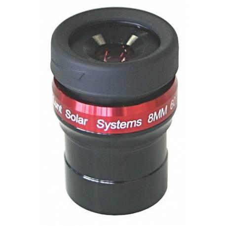 Oculaire Lunt 8 mm optimisé H-alpha
