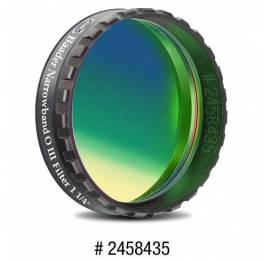 "Filtre O-III Narrowband Baader à bande étroite CCD 8.5 nm 1¼ """