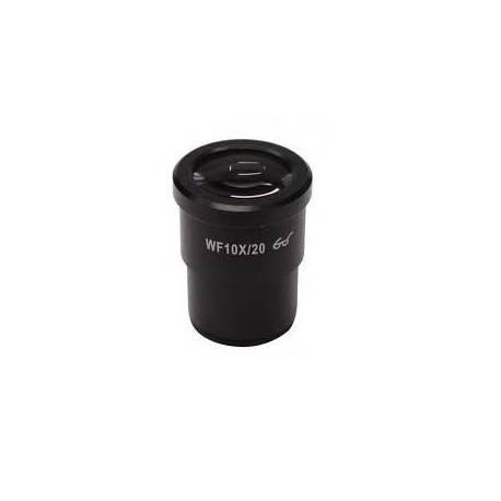 Oculaire micrométrique 10M/20 réglable diamètre 23 mm
