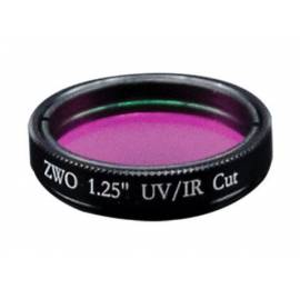 Filtre IR UV CUT 31.75 mm ZWO