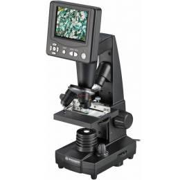 Microscope électronique Bresser avec écran LCD