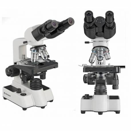 Microscope binoculaire Researcher 40x à 1000x Bresser