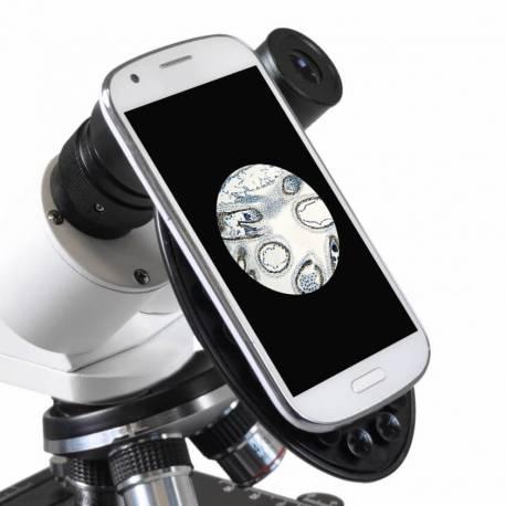 Microscope binoculaire Eridit basic 40x à 400x Bresser