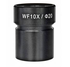 Oculaire WF10X micrométrique pour coulant 30,5 mm Bresser
