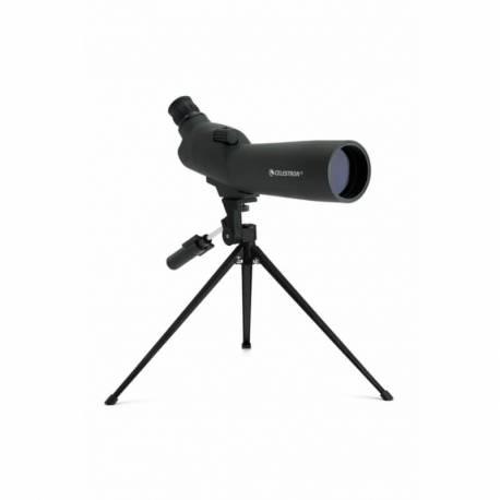 Longue-vue UpClose 20-60 x 60 mm Celestron à 45°