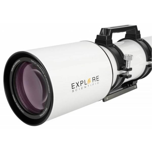 Lunette 127 mm Explore Scientific FCD-1 ED APO ALU