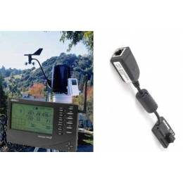 Vantage pro2 6152FR + WeatherLinkIP n°6555IP